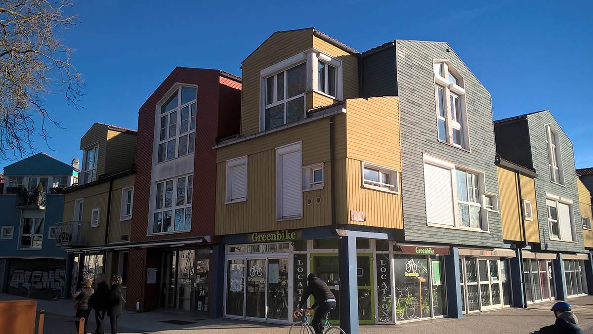 Appartement meublé T4 la Rochelle
